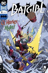 Batgirl #18 (2017)