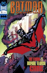 Batman Beyond #15 (2017)