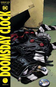Doomsday Clock #2 (2017)
