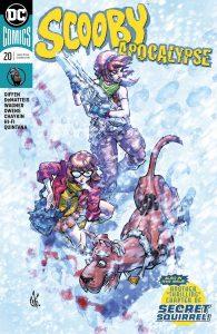 Scooby Apocalypse #20 (2017)