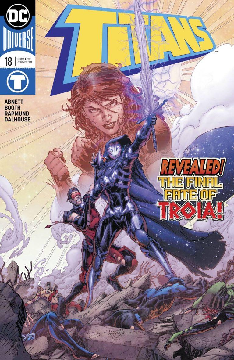 Titans #18 (2017)