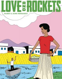 Love and Rockets #4 (2017)