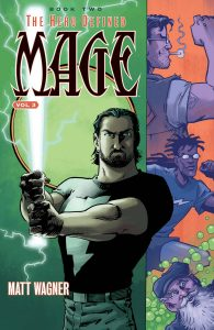 Mage: The Hero Discovered #3 (2018)