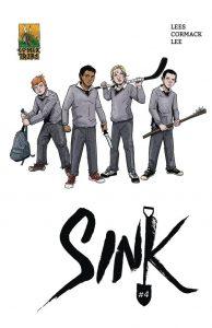 Sink #4 (2018)