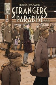 Strangers In Paradise XXV #1 (2018)