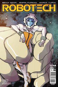 Robotech #6 (2018)