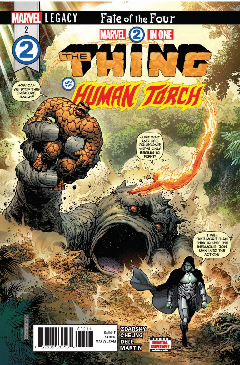 Marvel Two-In-One #2 (2018)