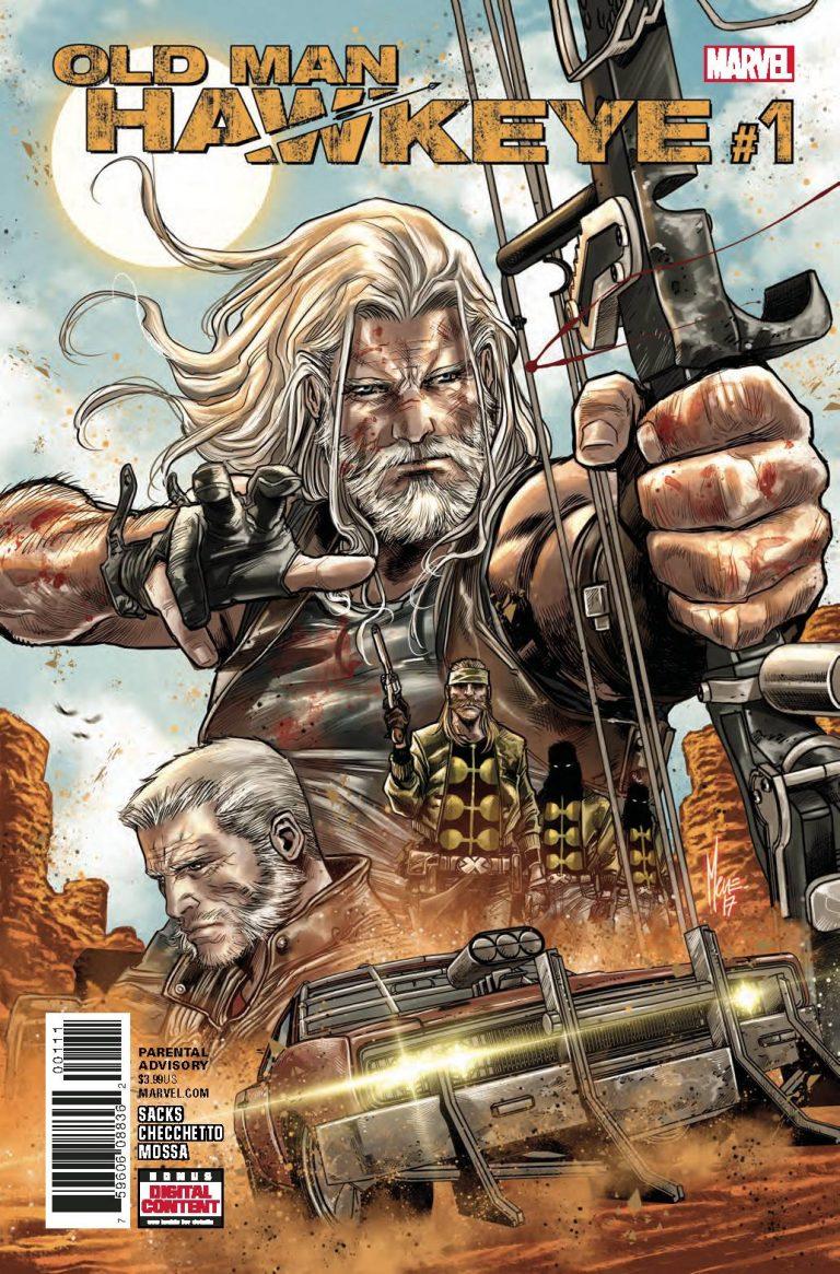 Old Man Hawkeye #1 (2018)