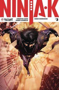 Ninja-K #3 (2018)