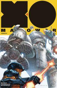 X-O Manowar #11 (2018)