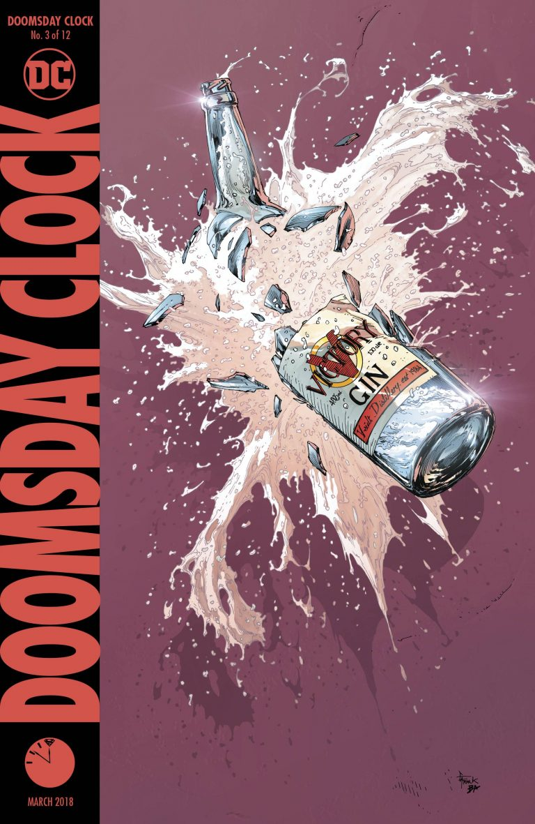 Doomsday Clock #3 (2018)