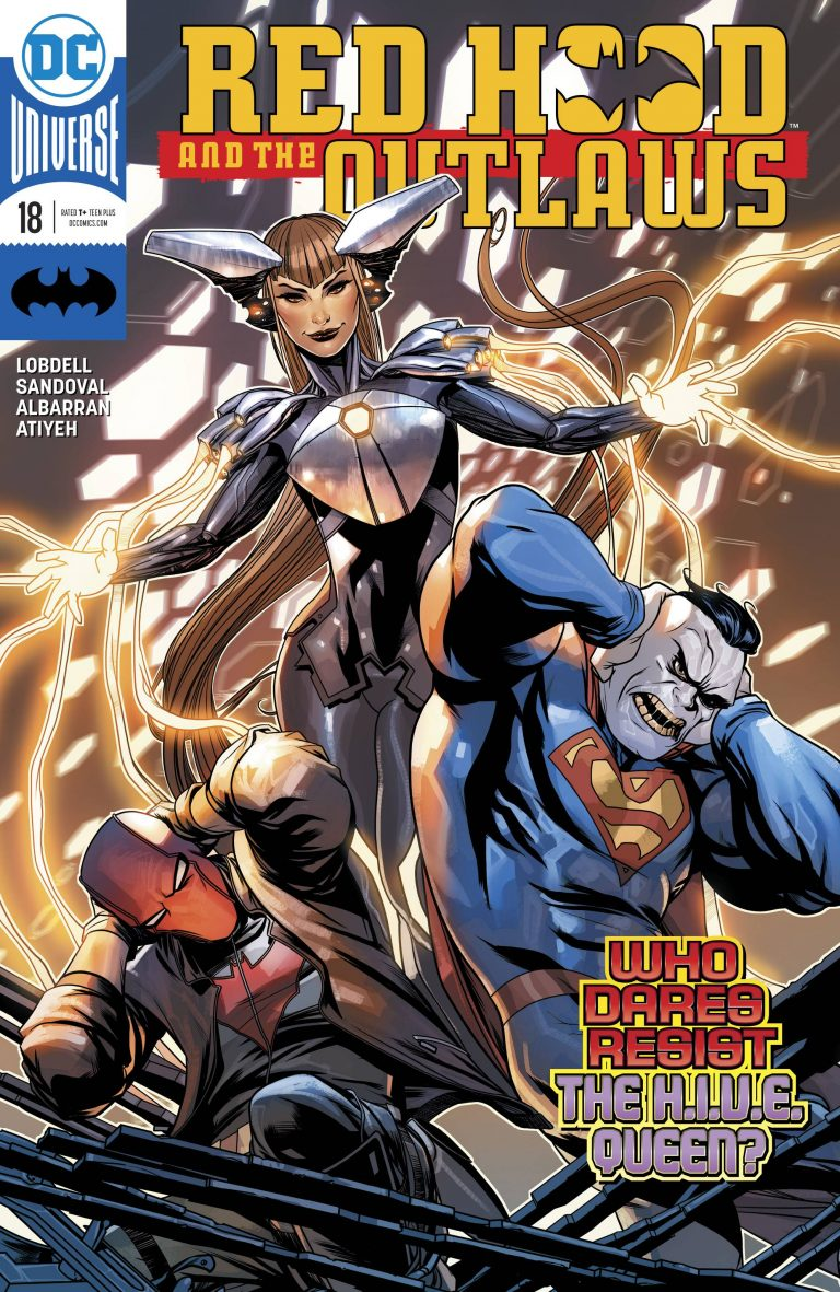 Red Hood and the Outlaws #18 (2018)