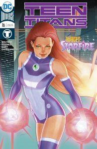 Teen Titans #16 (2018)