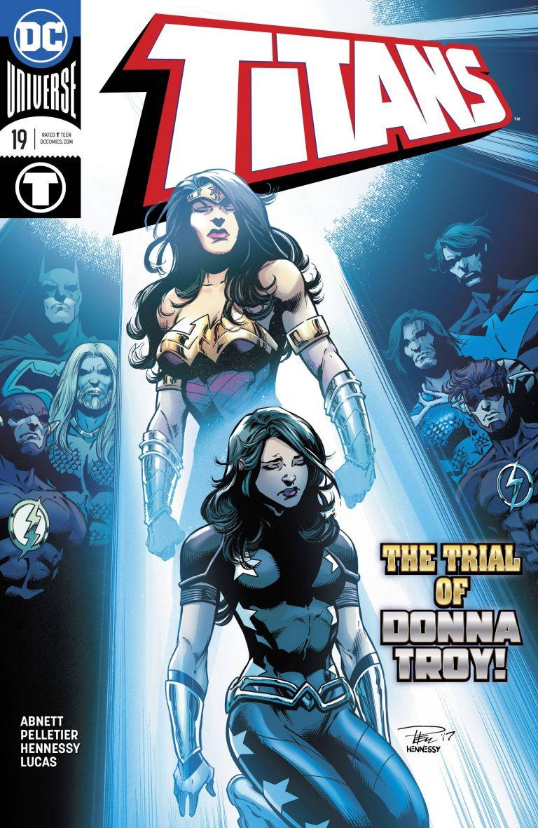 Titans #19 (2018)