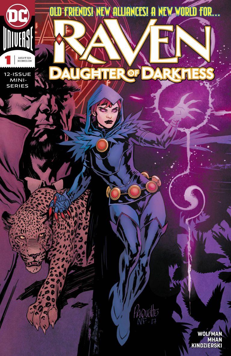 Raven: Daughter Of Darkness #1 (2018)