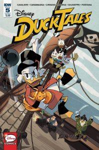 DuckTales #5 (2018)