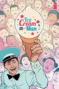 Ice Cream Man #1 (2018)
