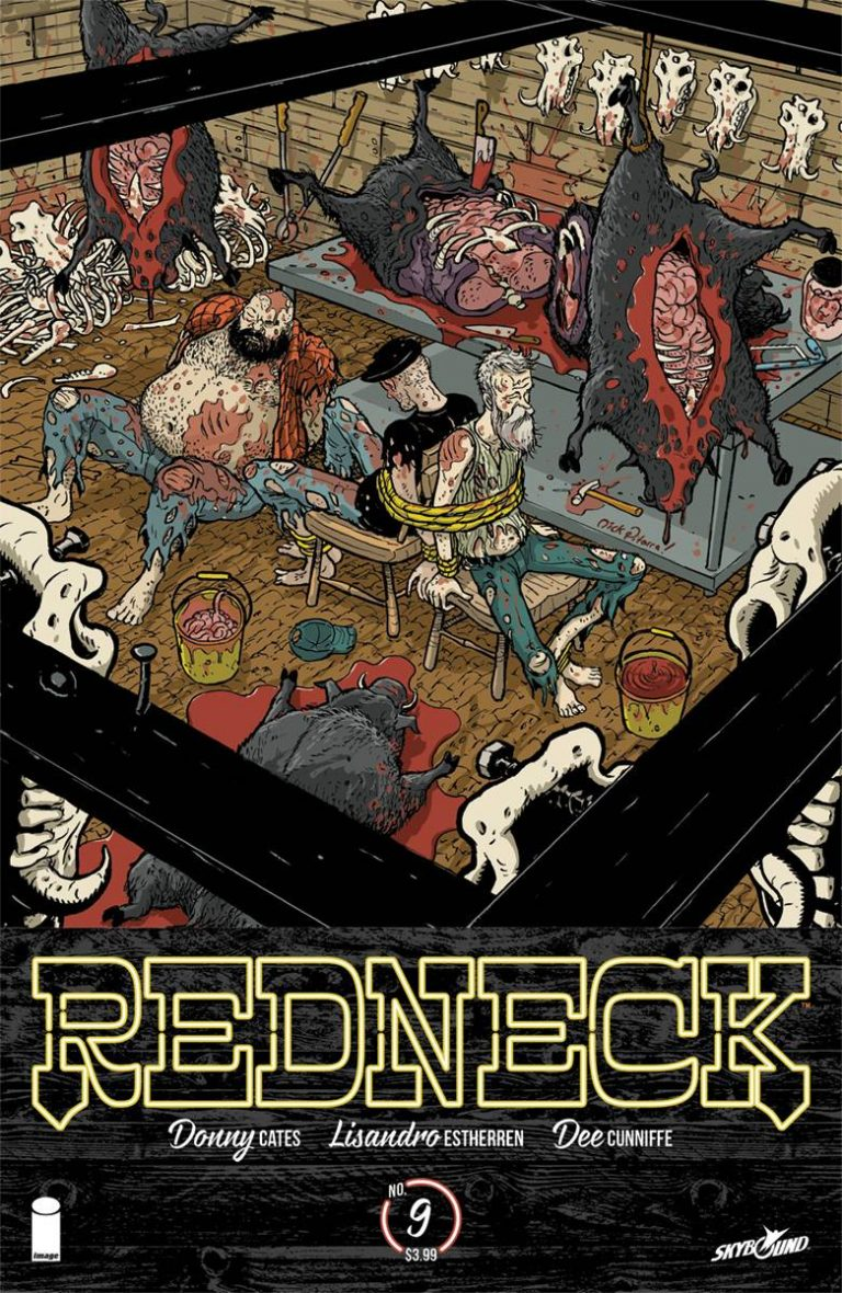 Redneck #9 (2018)