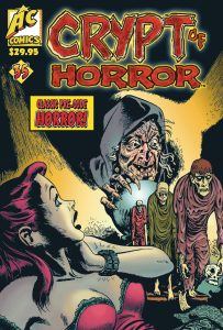 Crypt Of Horror #35 (2018)