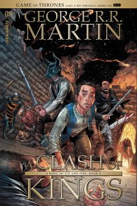 George R.R. Martin's A Clash of Kings #8 (2018)