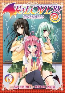 To Love Ru, Darkness #3 (2018)