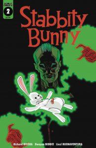 Stabbity Bunny #2 (2018)