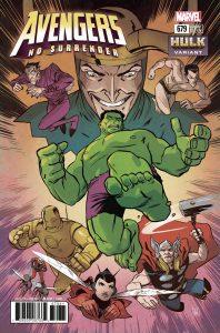 Avengers #679 (2018)