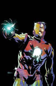 Invincible Iron Man #597 (2018)