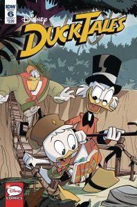 DuckTales #6 (2018)