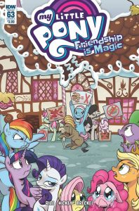 My Little Pony: Friendship Is Magic #63 (2018)