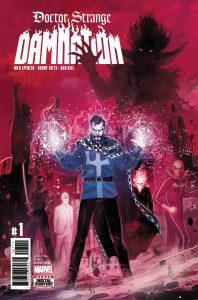 Doctor Strange - Damnation #1 (2018)