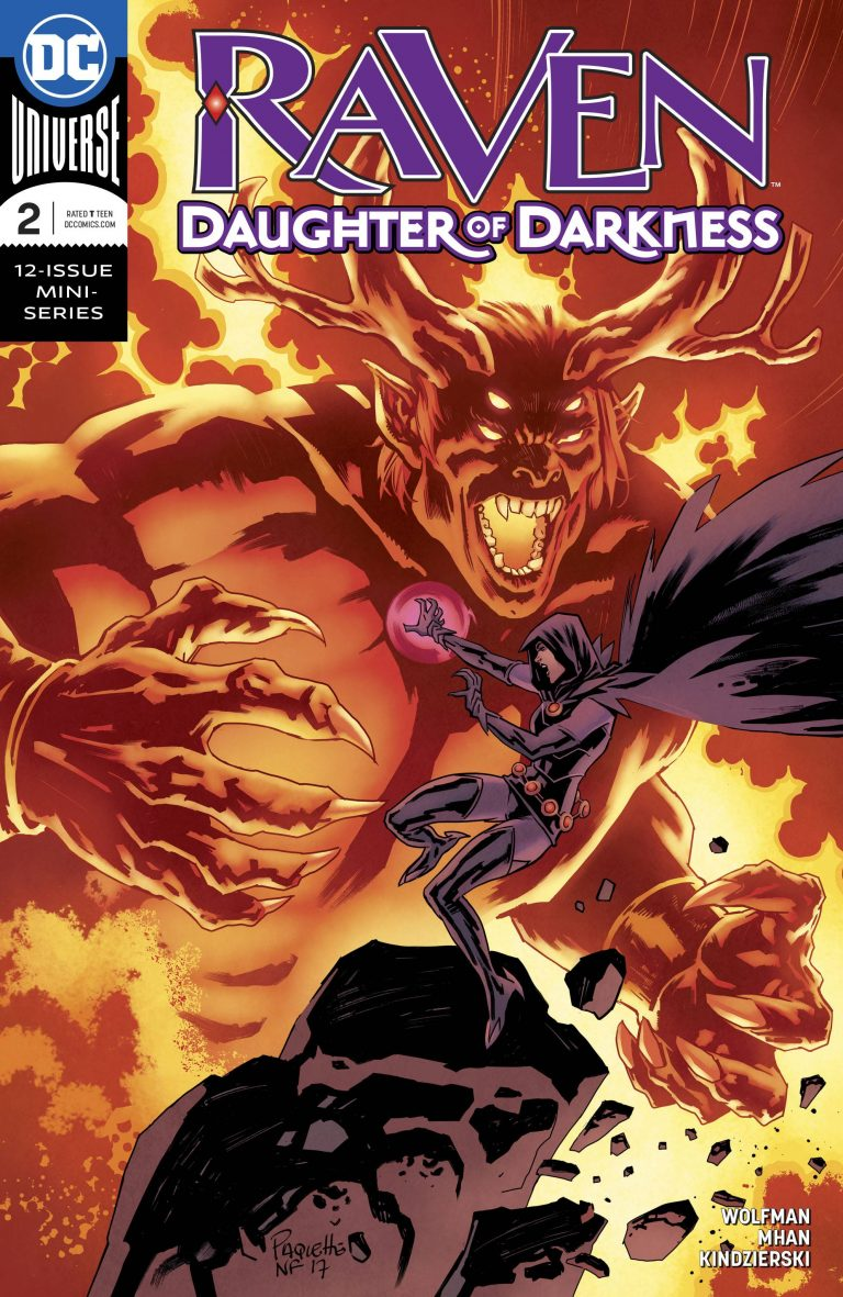 Raven: Daughter Of Darkness #2 (2018)