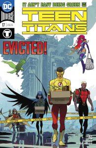 Teen Titans #17 (2018)