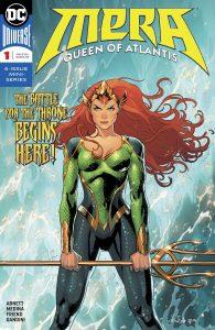 Mera: Queen Of Atlantis #1 (2018)