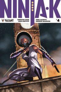 Ninja-K #4 (2018)