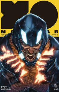 X-O Manowar #12 (2018)
