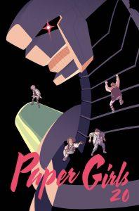 Paper Girls #20 (2018)