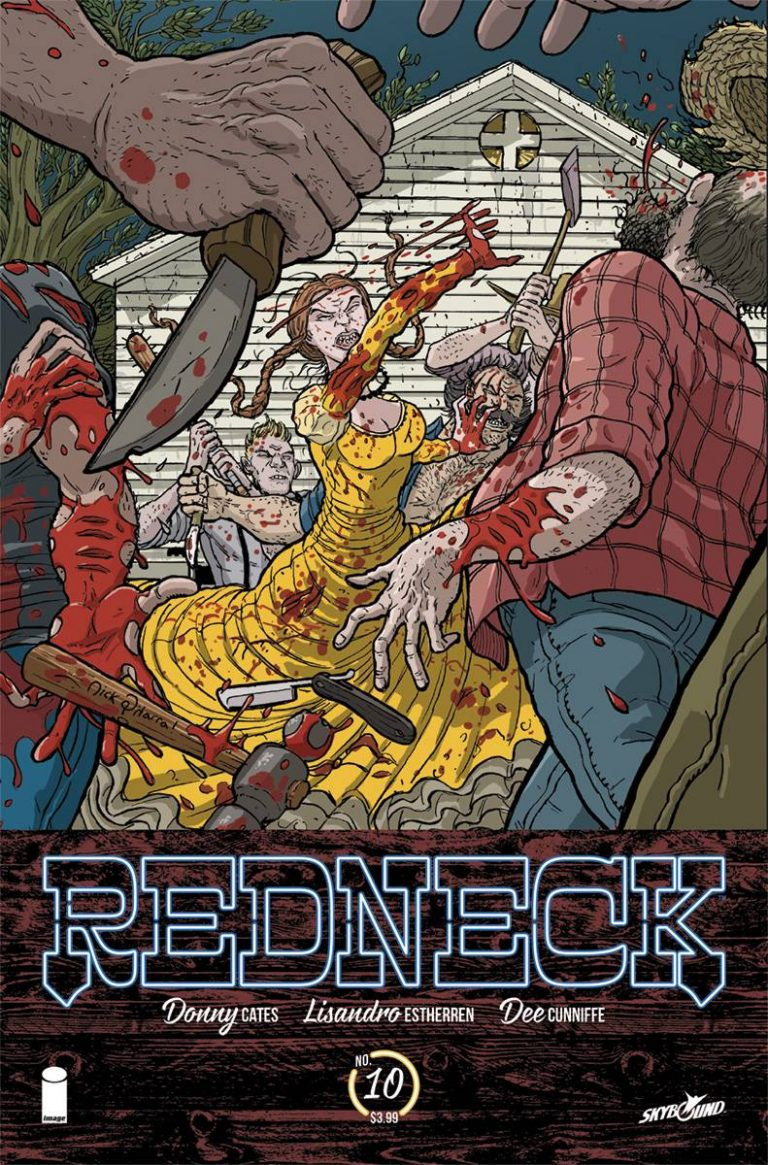 Redneck #10 (2018)
