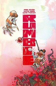 Rumble #3 (2018)