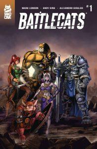 Battlecats #1 (2018)