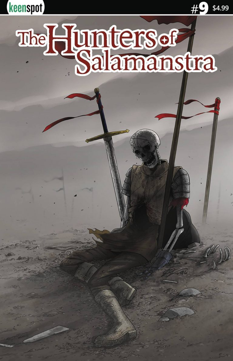 The Hunters of Salamanstra #9 (2018)