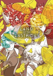 Land of the Lustrous #5 (2018)