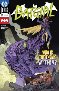 Batgirl #21 (2018)