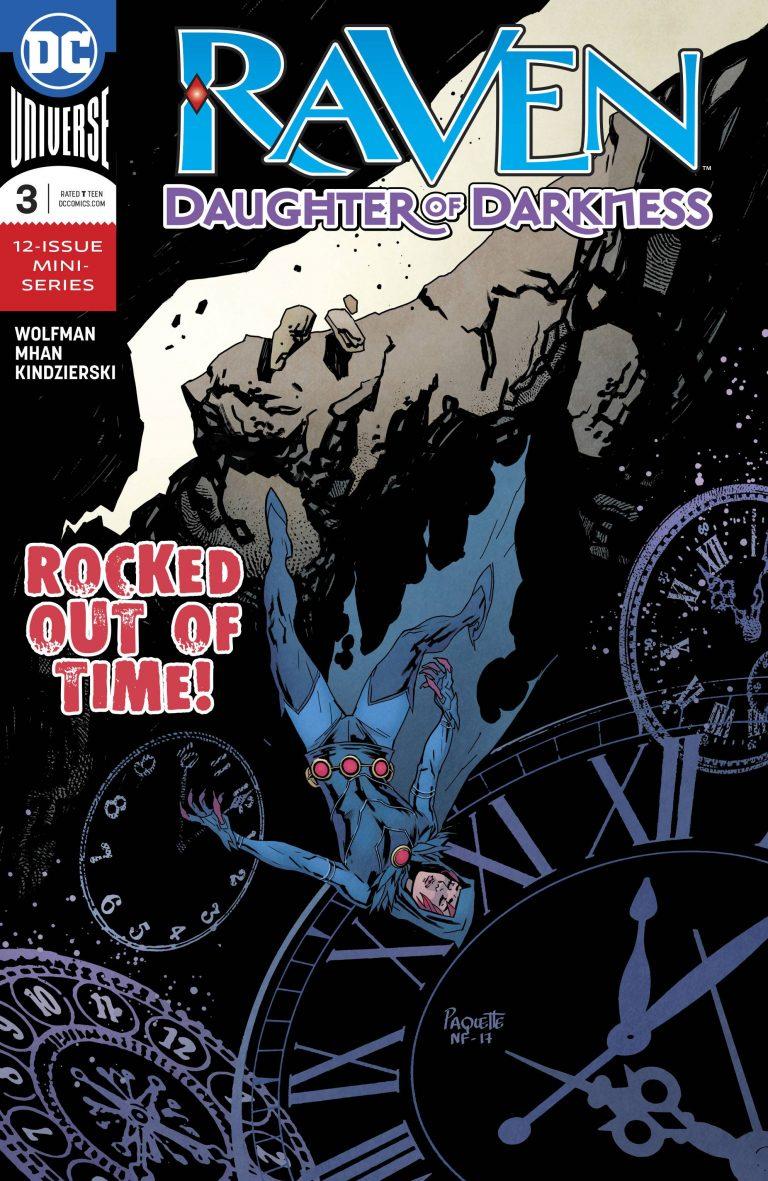 Raven: Daughter Of Darkness #3 (2018)