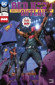 Red Hood and the Outlaws #20 (2018)