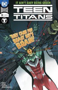 Teen Titans #18 (2018)
