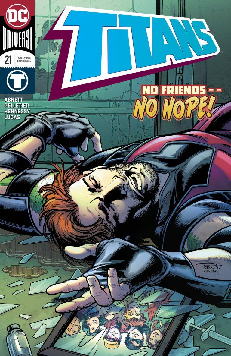 Titans #21 (2018)
