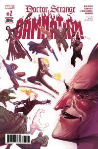 Doctor Strange - Damnation #2 (2018)