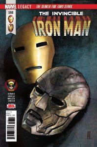 Invincible Iron Man #598 (2018)