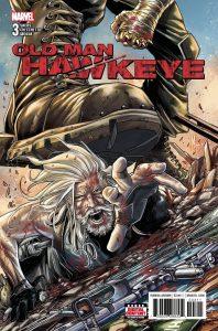 Old Man Hawkeye #3 (2018)